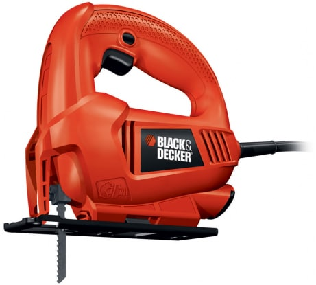 Фото лобзика Black&Decker KS 500K