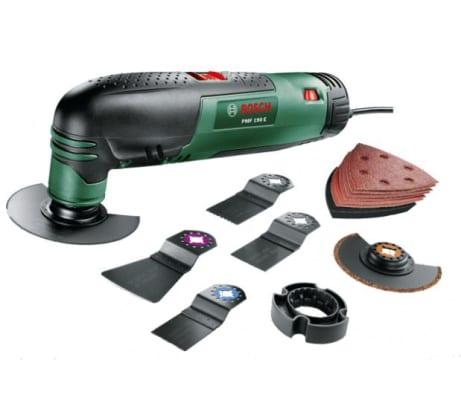 Фото многофункционального инструмента Bosch PMF 190 E Toolbox 603100502