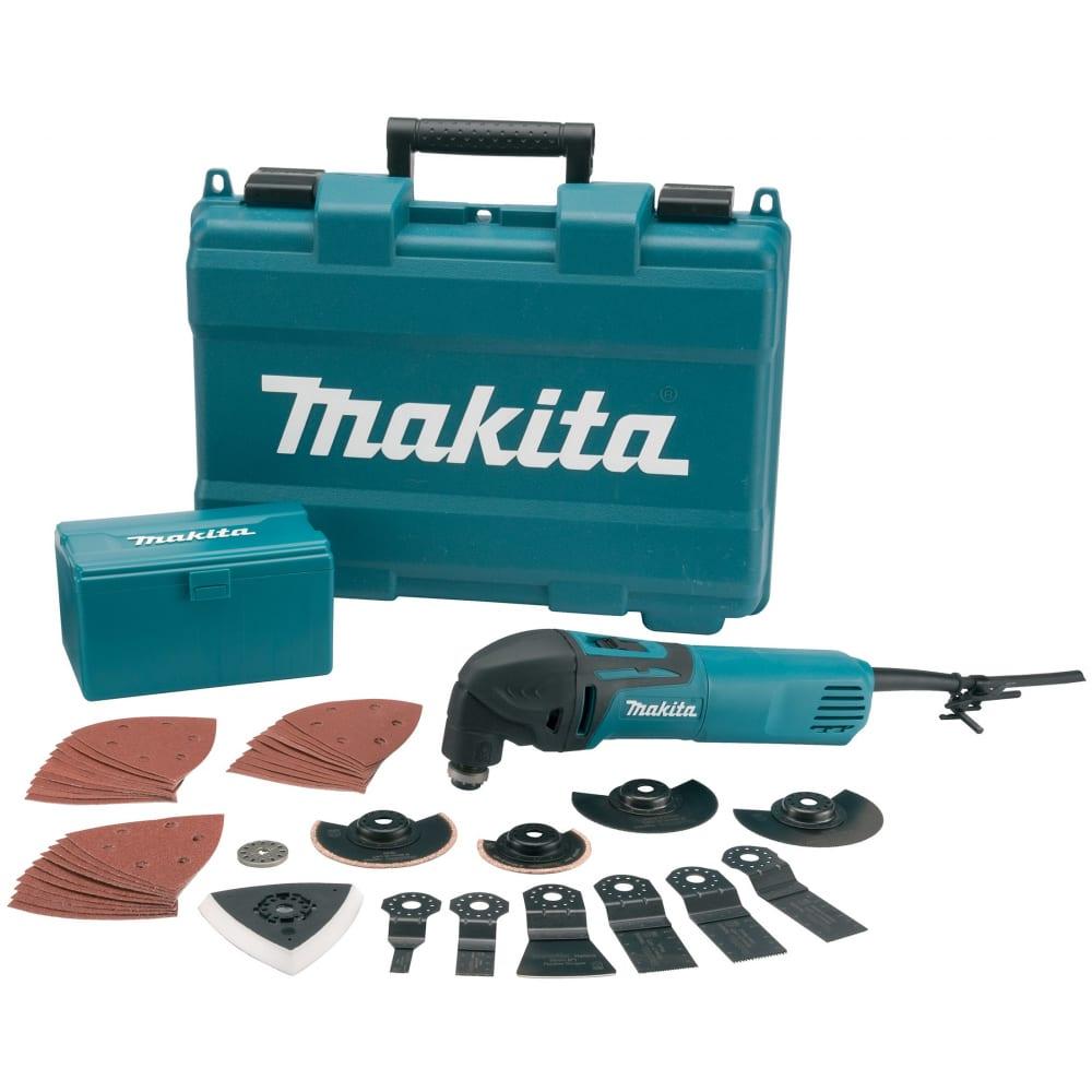 Мультитул/Реноватор Makita TM3000CX2 (38шт)
