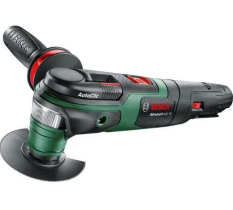 Фото аккумуляторного многофункционального инструмента Bosch AdvancedMulti 18 Solo 0603104020