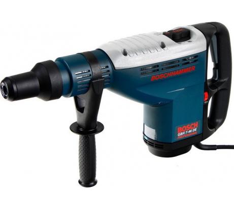 Фото перфоратора Bosch GBH 7-46 DE с патроном SDS-max 0.611.263.708