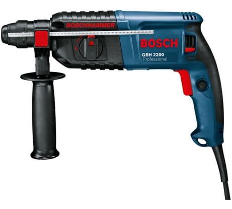 Фото перфоратора Bosch GBH 2200 0.611.250.900