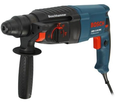 Фото перфоратора Bosch GBH 2-26 DRE-set 611253768