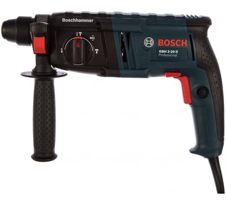 Фото перфоратора Bosch GBH 2-20 D 061125A400