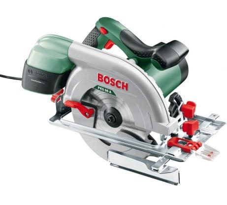 Фото дисковой пилы Bosch PKS 66 A 603502022