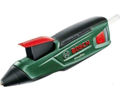 Фото аккумуляторного клеевого пистолета Bosch Glue Pen 06032A2020
