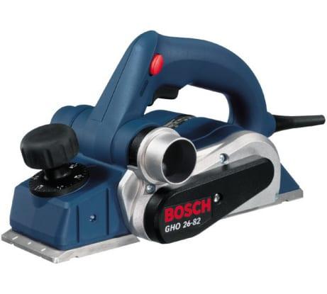 Фото электрического рубанка Bosch GHO 26-82 0.615.990.BN3