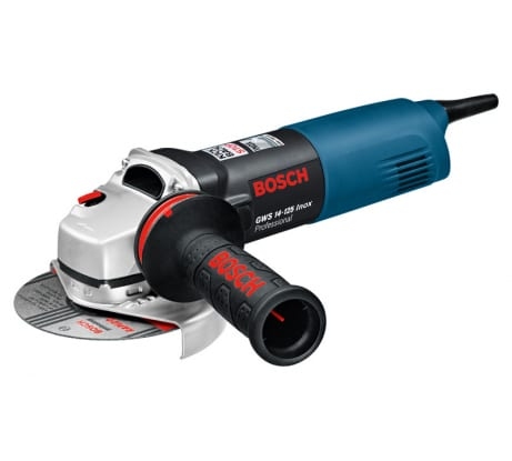 Фото ушм (болгарки) Bosch GWS 14-125 Inox 0.601.829.J00