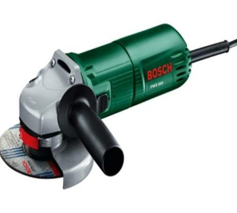 Фото угловой шлифмашины Bosch PWS 680 603411022