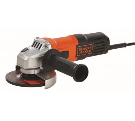 Фото ушм (болгарки) Black&Decker G650 115 мм, 650 Вт