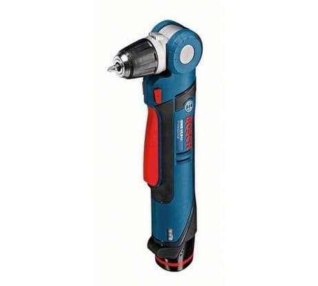 Фото аккумуляторной угловой дрели Bosch GWB 12 V-10 Professional Solo 0601390905