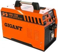 Сварочный полуавтомат - инвертор Gigant MIG-250