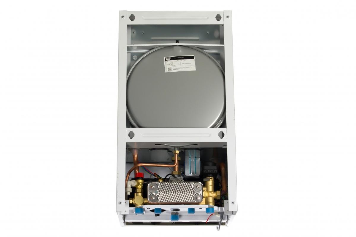 Газовый настенный котел Leberg Flamme 12 ASF с битермическим теплообменником, закрытая камера сгорания УТ000010685  5