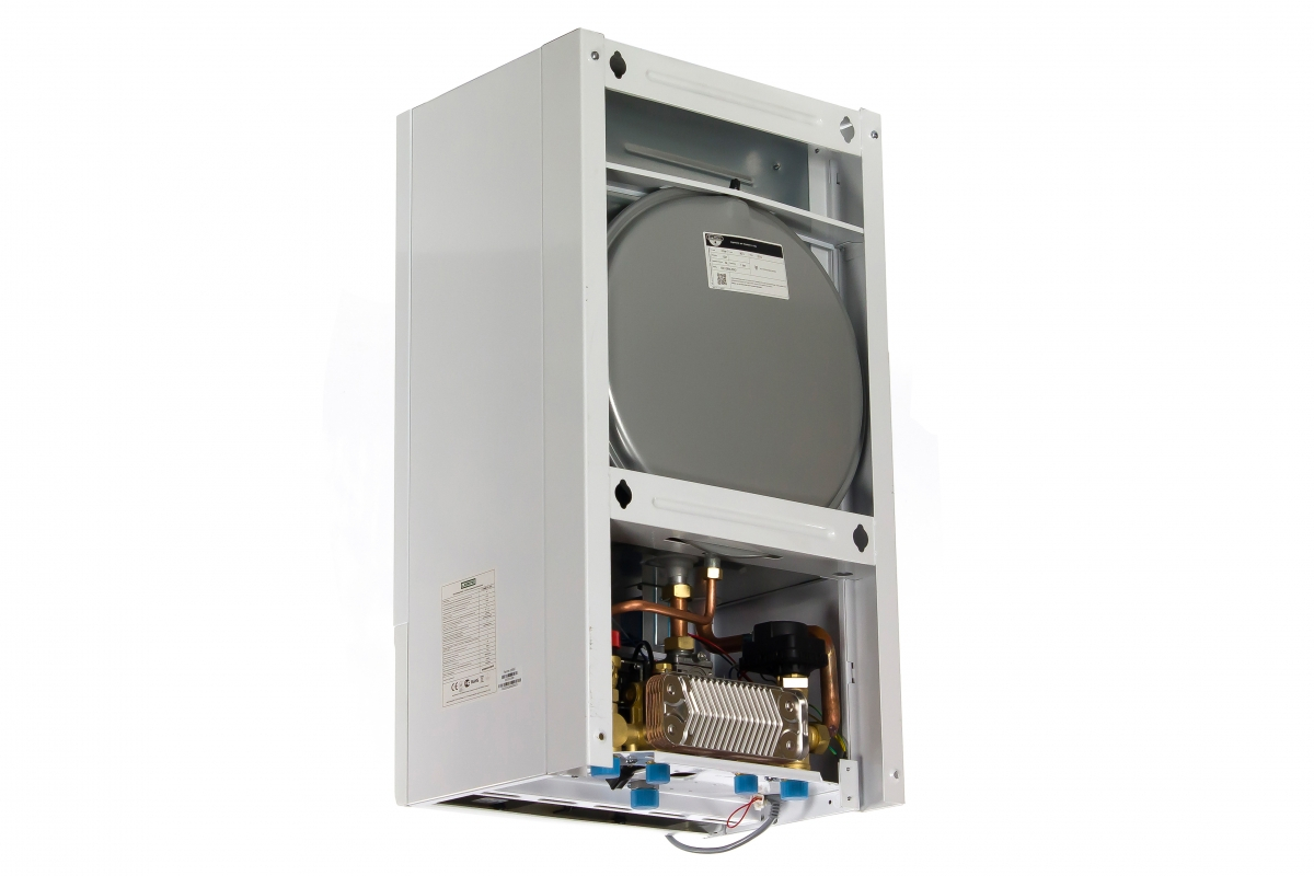 Газовый настенный котел LEBERG Flamme 32 ASD с двумя раздельными теплообменниками, закрытая камера сгорания УТ000007570  6