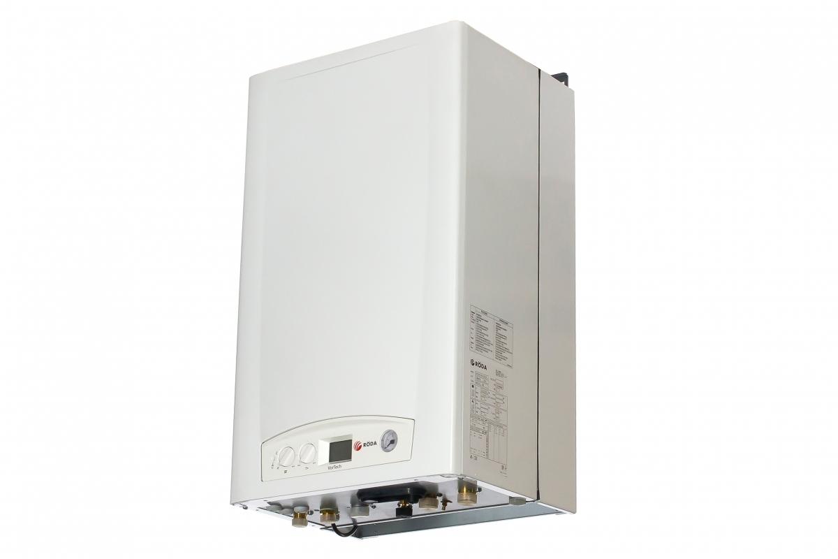 Настенный газовый котел RODA VORTECH DUO CS28 УТ000006476  2