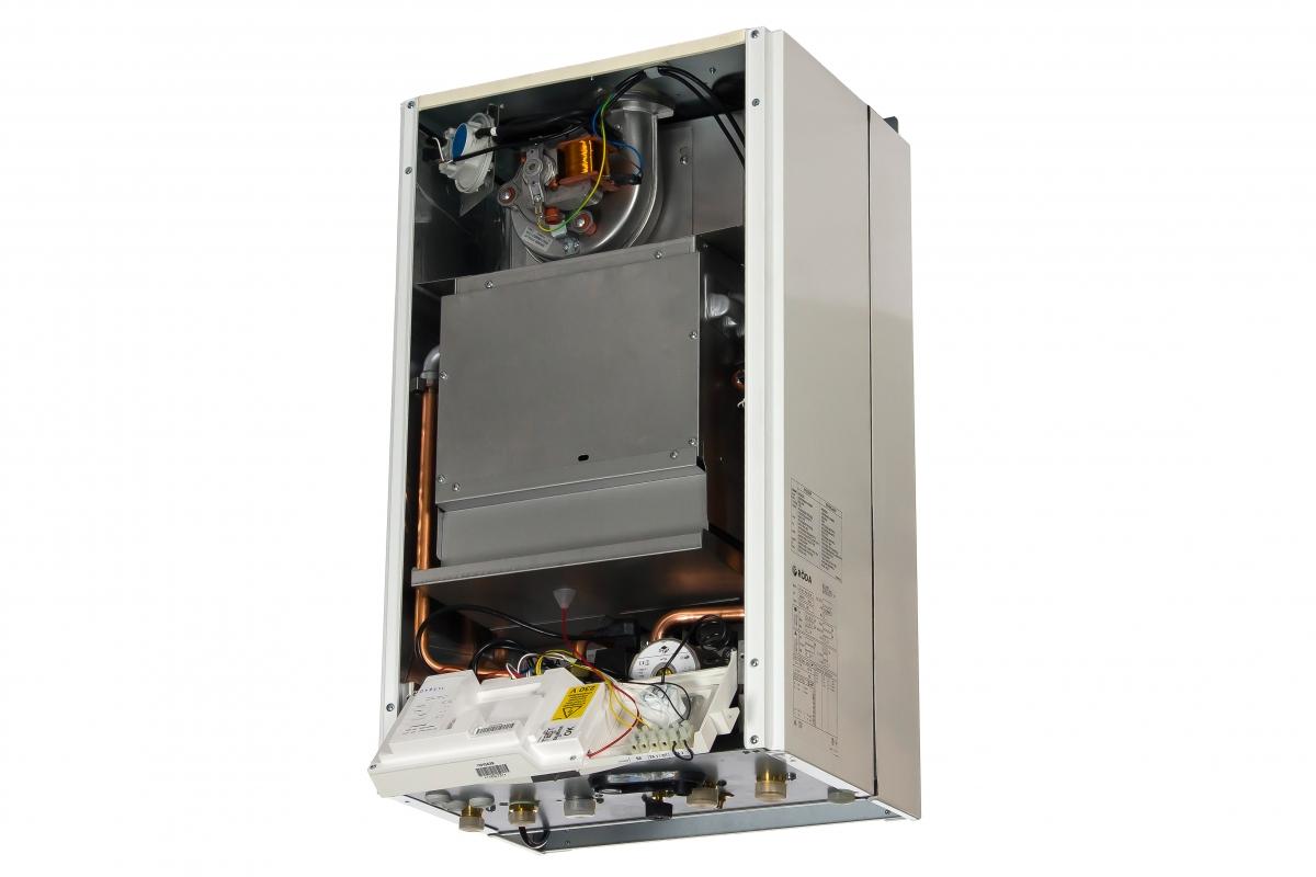 Настенный газовый котел RODA VORTECH DUO CS28 УТ000006476  3
