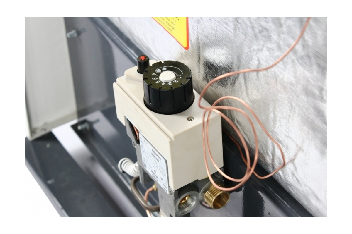Напольный газовый котел LEBERG ECO Line FBS 35G 15349  4