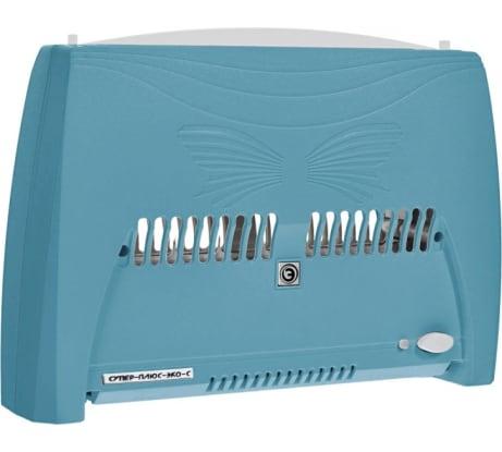 Электронный воздухоочиститель Супер-плюс-Эко-С синий в Пскове купить по низкой цене: отзывы, характеристики, фото, инструкция