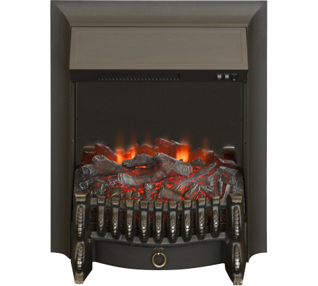 Фото RealFlame Fobos Lux Black