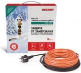 Греющий кабель саморегулирующийся для обогрева труб REXANT пищевой 10HTM2-CT 51-0603