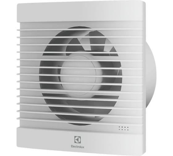 Вытяжной вентилятор с таймером и гигростатом Electrolux Basic EAFB-100TH НС-1126784 - цена, отзывы, характеристики, фото - купить в Москве и РФ