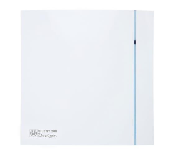 Вентилятор Soler&Palau SILENT-200 CHZ DESIGN-3C RE 03-0103-130 1