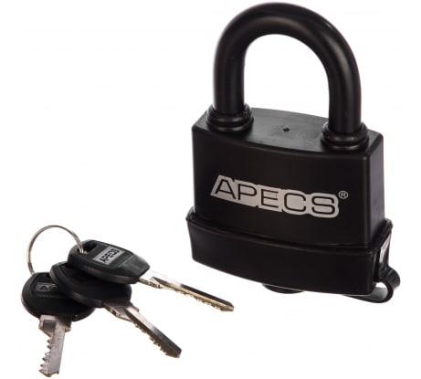 Фото висячего замка APECS PDR-50-70 00016258
