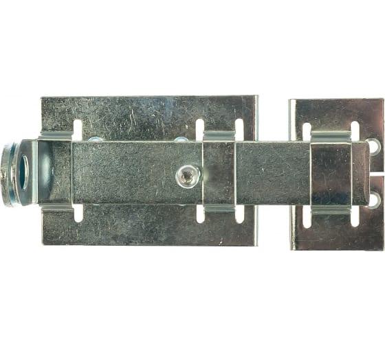 Дверная задвижка Россия ЗД-04, цинк 91508 в Твери - цены, отзывы, доставка, гарантия, скидки