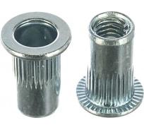Заклепки резьбовые стальные (50 шт; M5х13 мм) КОБАЛЬТ 791-493
