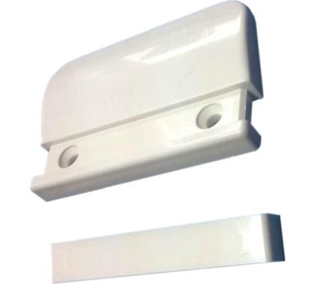 Наружная ручка для пласт. балконной двери НАКРЕПКО 1шт 117701 в Челябинске - купить, цены, отзывы, характеристики, фото, инструкция