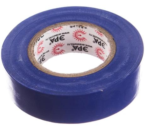 ПВХ-изолента ЭРА 19ммх20м синяя C0036539 - цена, отзывы, характеристики, фото - купить в Москве и РФ