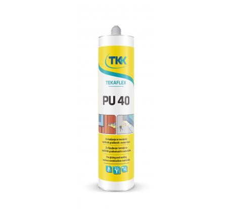 Уплотнительная масса для уплотнения деформационных швов ТКК TEKAFLEX PU-40 белый 50516 в Перми - купить, цены, отзывы, характеристики, фото, инструкция