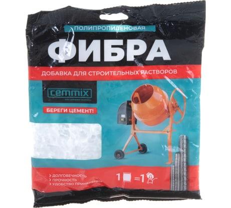 Фото полипропиленового армирующего фиброволокна CEMMIX Cemfibra 150 г 206777