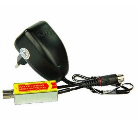 Усилитель Connector Альфа 01 всеволновый US-AL01 в Новороссийске купить по низкой цене: отзывы, характеристики, фото, инструкция
