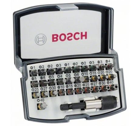 Фото комплекта насадок для винтоверта Bosch 2607017319