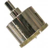 Коронка алмазная по стеклу и керамике 55 мм Gigant G-11080