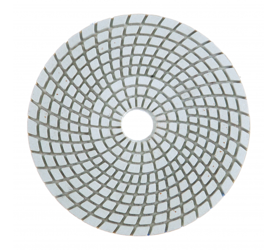 Круг алмазный гибкий шлифовальный Черепашка № 400 125 мм TRIO-DIAMOND 350400 - цена, отзывы, характеристики, фото - купить в Москве и РФ