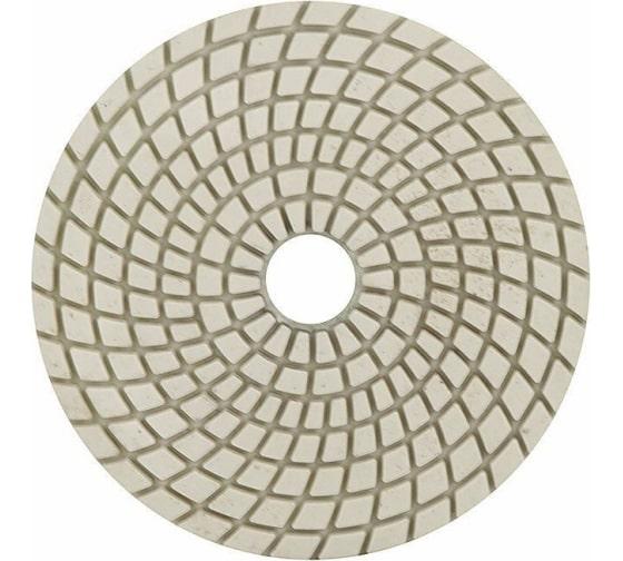 Круг алмазный гибкий шлифовальный Черепашка № 2000 125 мм TRIO-DIAMOND 352000 в Кирове - цены, отзывы, доставка, гарантия, скидки