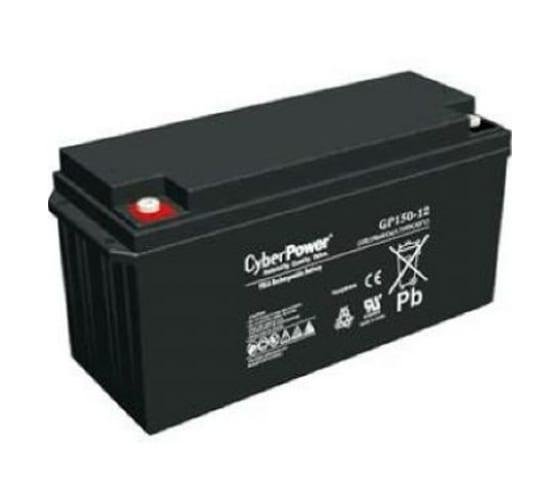 Аккумулятор (12V; 150 Aч) CYBERPOWER GP150-12 1
