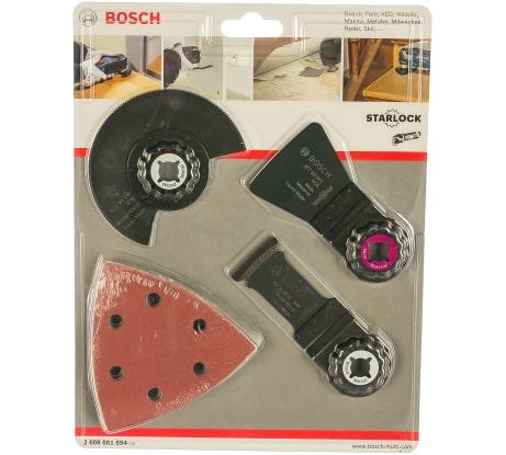 Фото универсального набора Bosch WOOD/METAL 2608661694 23 шт.