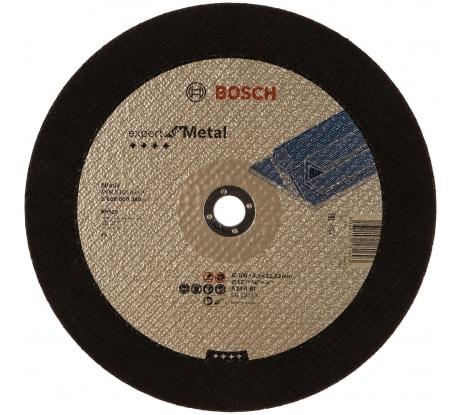 Фото отрезного диска по металлу Bosch 300х22, 23х3, 5 мм 2.608.600.380