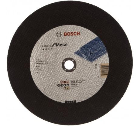 Фото отрезного диска по металлу Bosch 355х25, 4мм 2.608.600.543