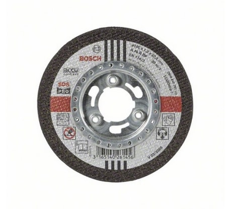 Фото отрезного диска Bosch (28) 2.608.600.701