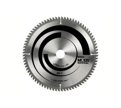 Фото универсального пильного диска Bosch 254х30 мм 2.608.640.450