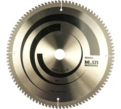 Фото пильного универсального диска Bosch 305х30 мм 2.608.640.453