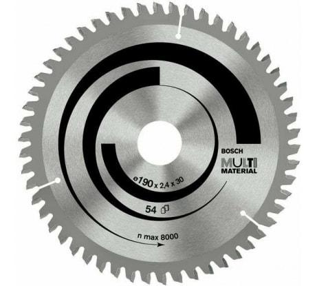 Фото пильного универсального диска Bosch 230х30 мм 2.608.640.513