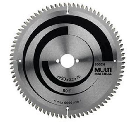 Фото универсального диска пильного Bosch 250х30 мм 2.608.640.516