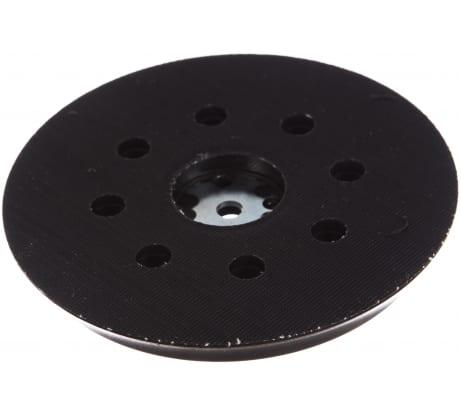 Фото шлифовальной тарелки для РЕХ Bosch ф125мм, средняя 2.608.601.062