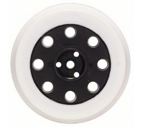 Фото шлифовальной тарелки для GЕХ Bosch ф125мм, средняя 2.608.601.118