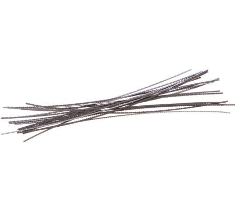 Полотна для лобзика (130 мм; 20 шт.) Россия 24050 - цена, отзывы, характеристики, фото - купить в Москве и РФ